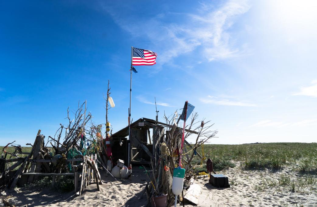 Les plages de Cape Cod, par Côté Hublot