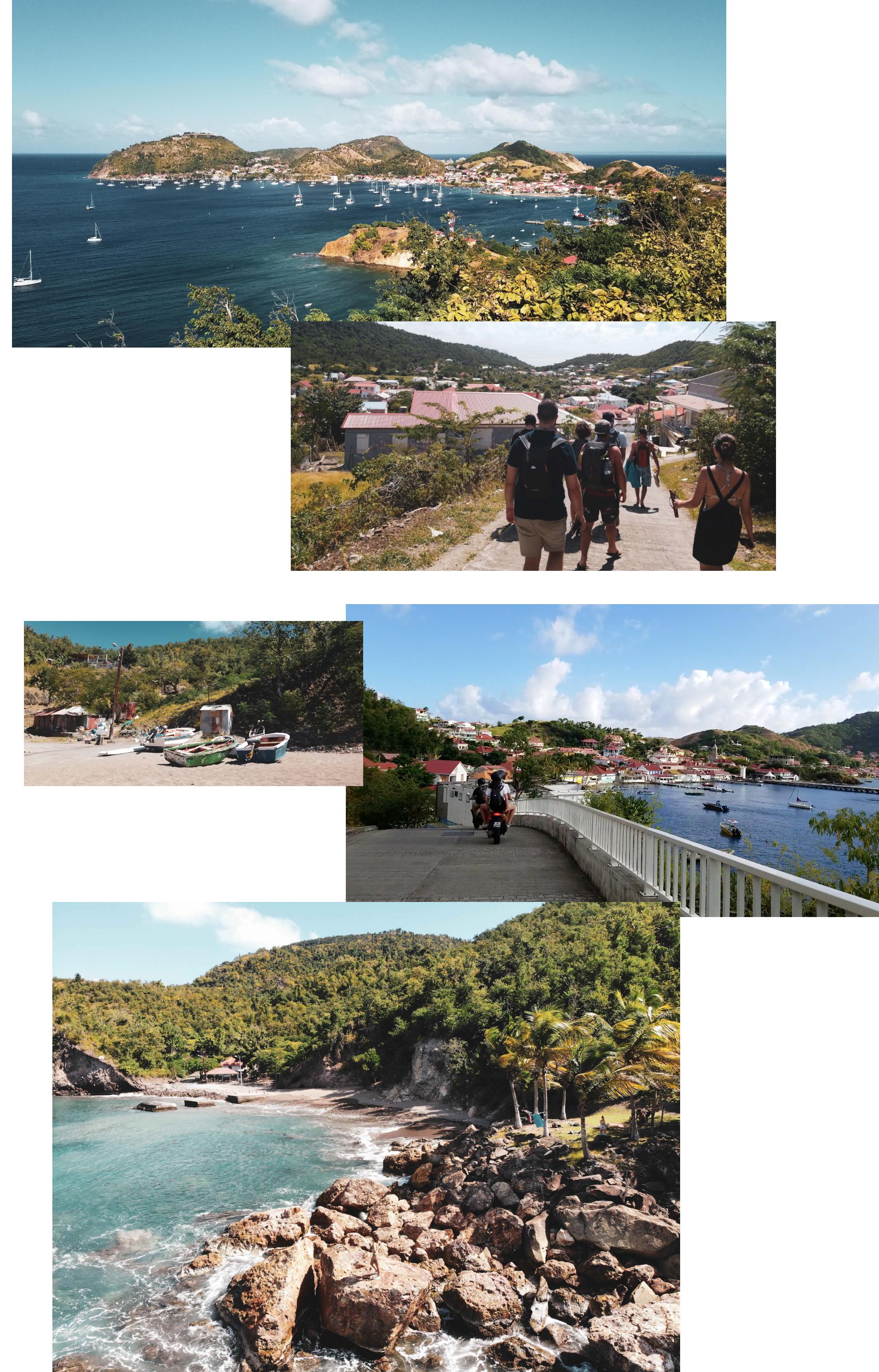 Les Saintes (Guadeloupe) par Côté Hublot
