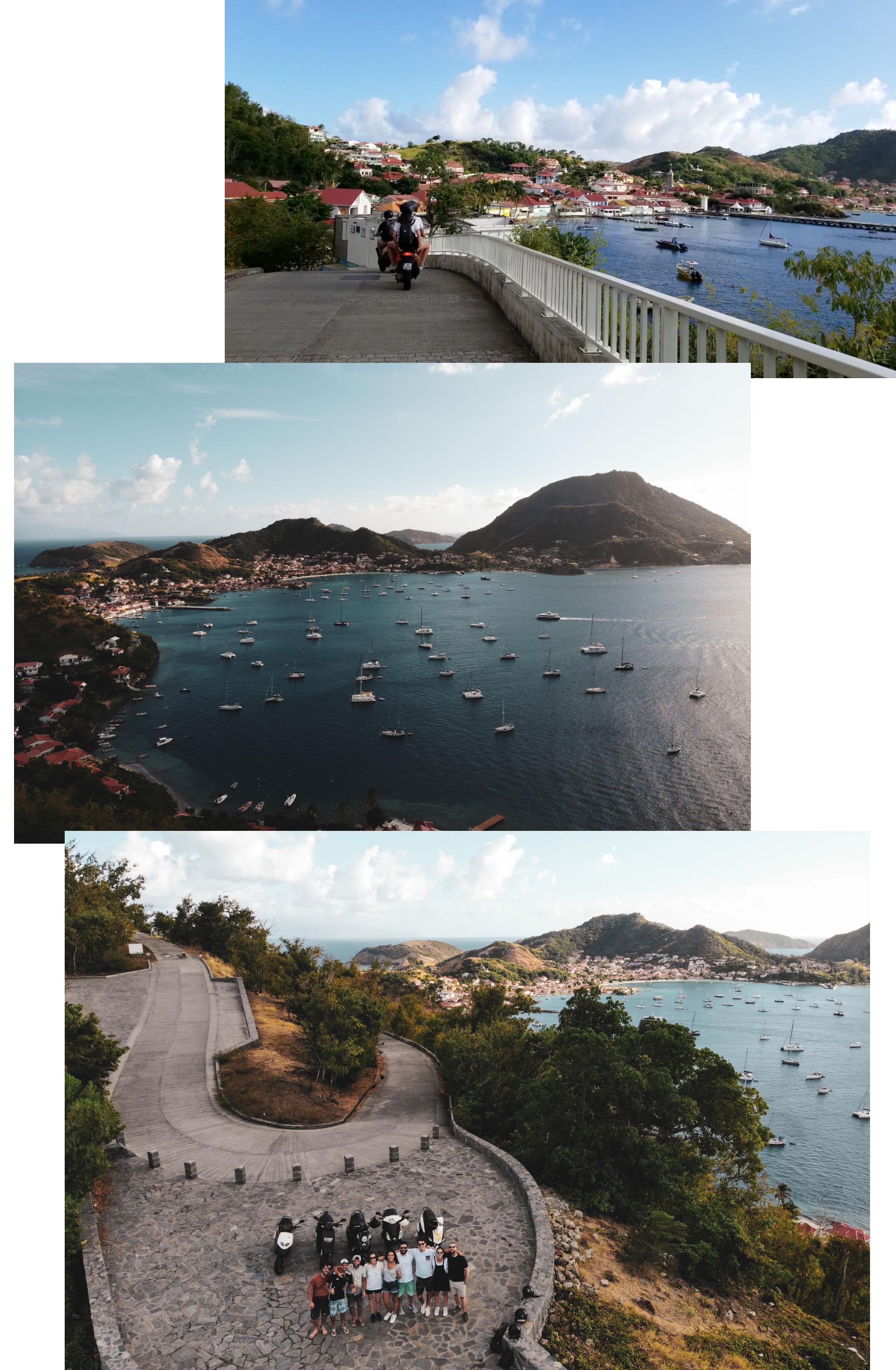 Visite de l'île des Saintes en Guadeloupe, par Côté Hublot