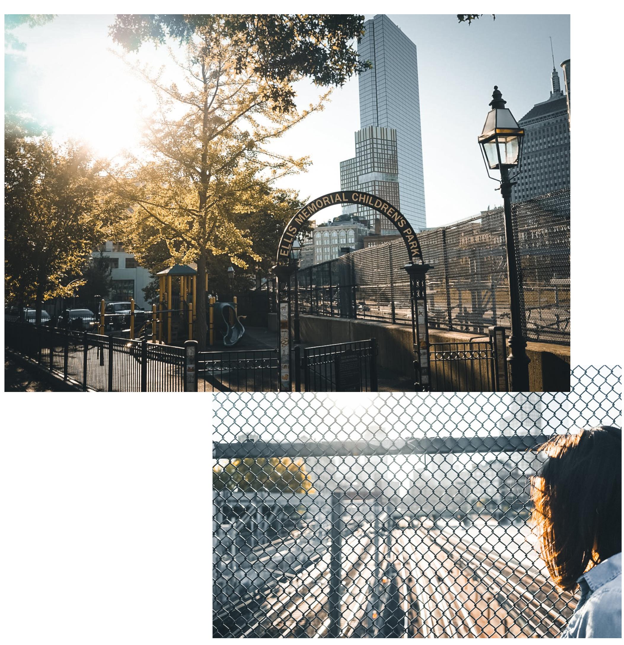 Des vues de Boston, par Côté Hublot