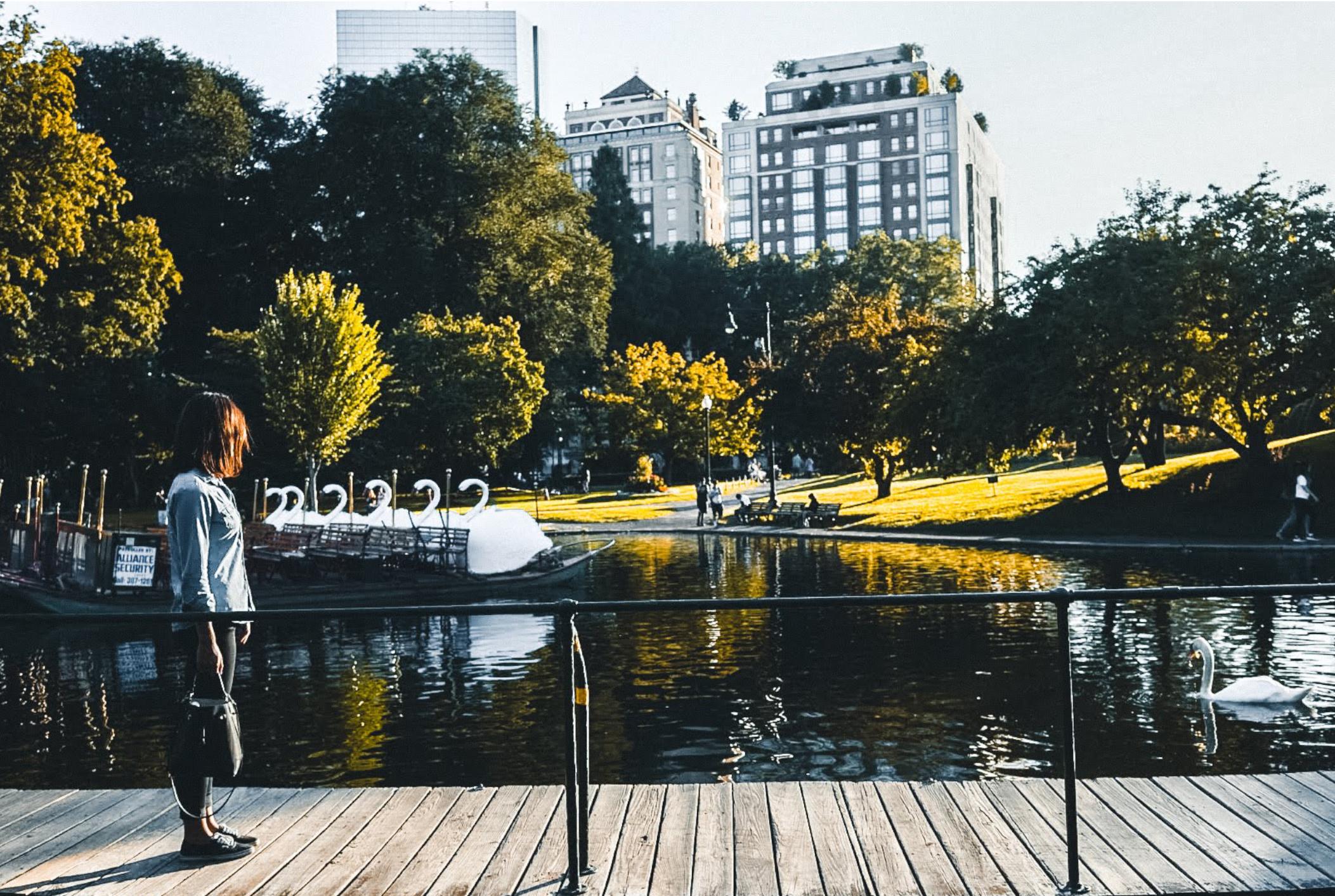 Boston, par Côté Hublot
