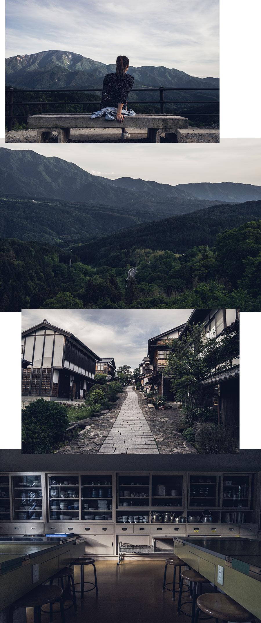 Une soirée à Magome, au coeur des Alpes Japonaises, par Côté Hublot