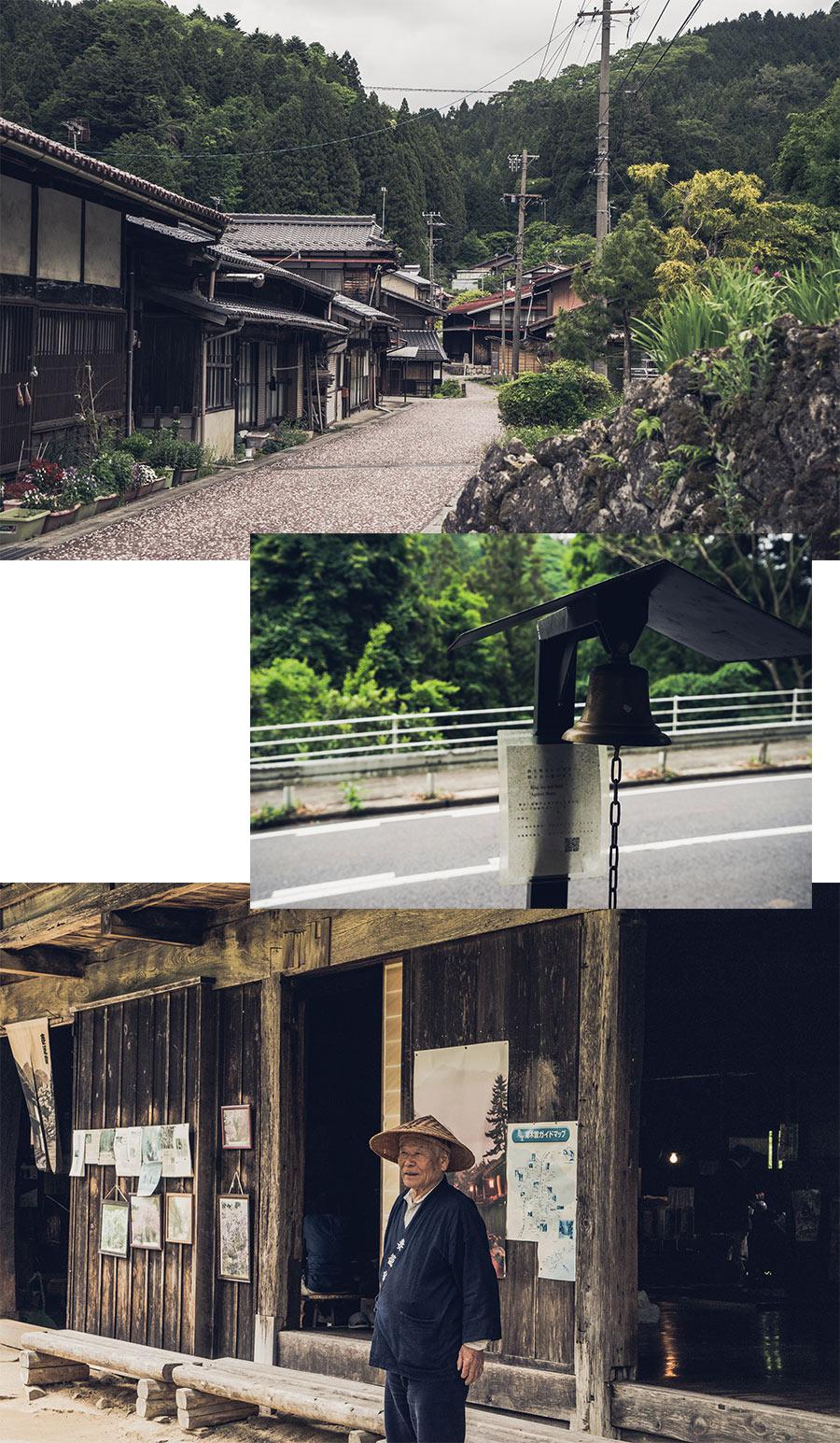 Le Nakasendo Trail, entre Magome et Tsumago, au Japon, par Côté Hublot