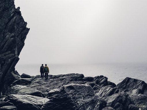 La randonnée du Grand-Tour au Parc national du Bic, par Côté Hublot
