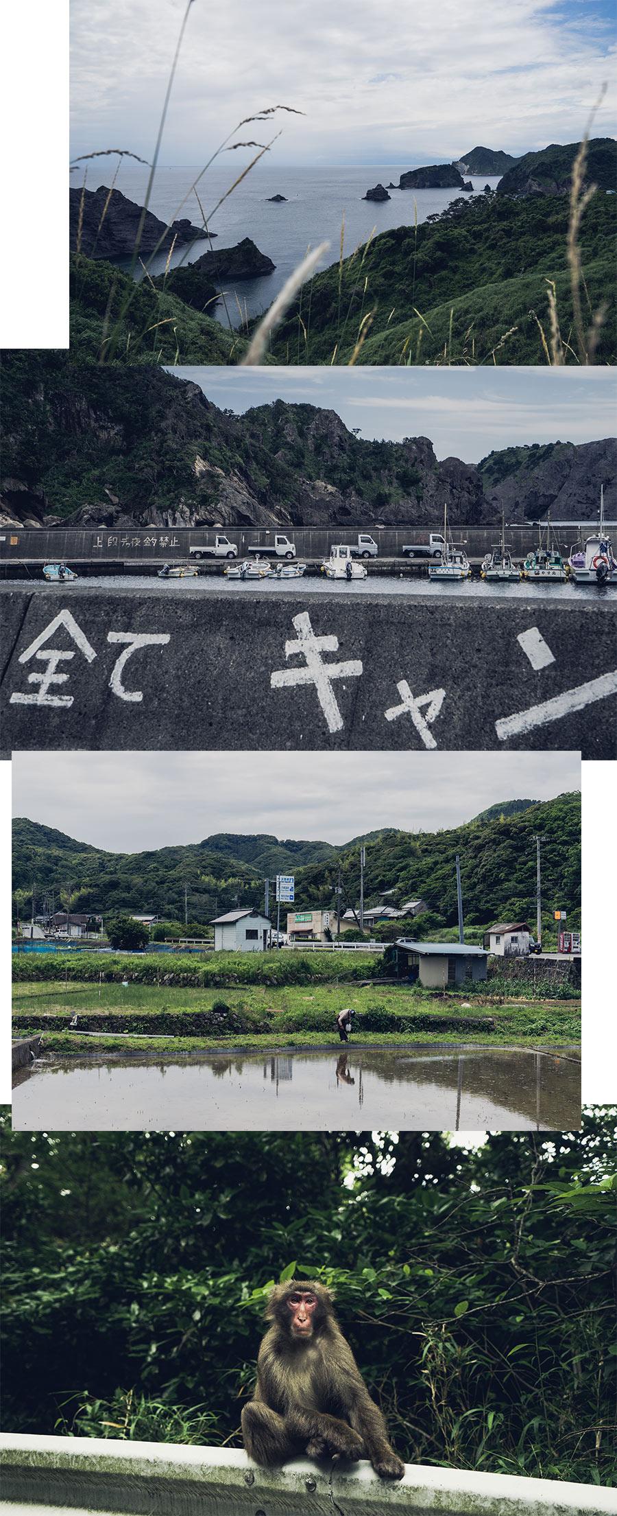 Une promenade à travers la Péninsule d'Izu (Japon), par Côté Hublot