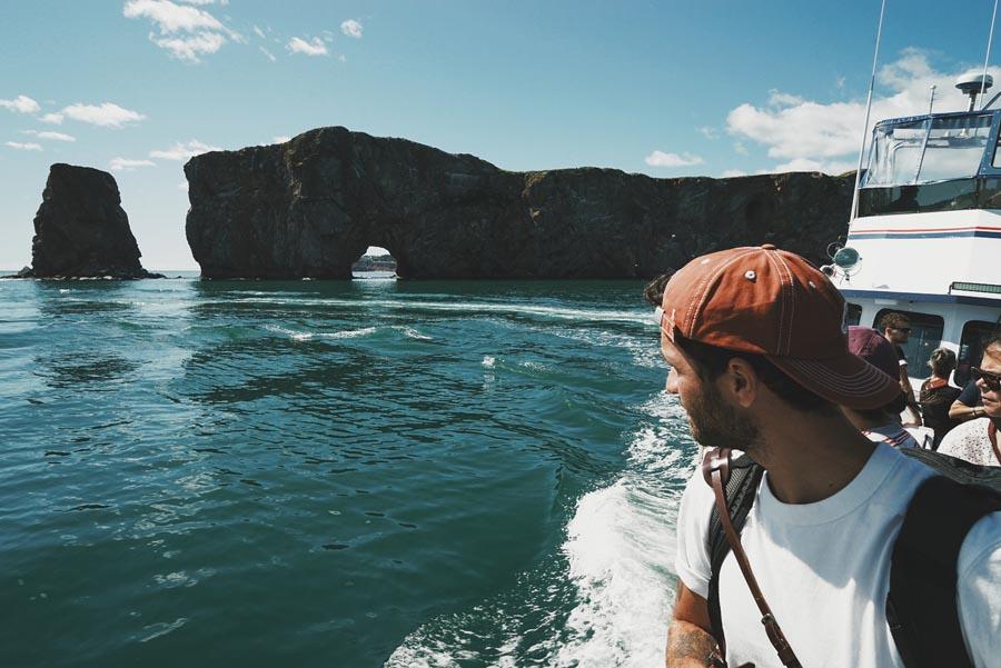 Le Parc National de l'Île-Bonaventure-et-du-Rocher‑Percé, par Côté Hublot