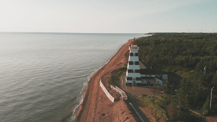Cedar Dunes Beach, Côté Hublot