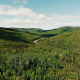 Les routes de Gaspésie, par Côté Hublot
