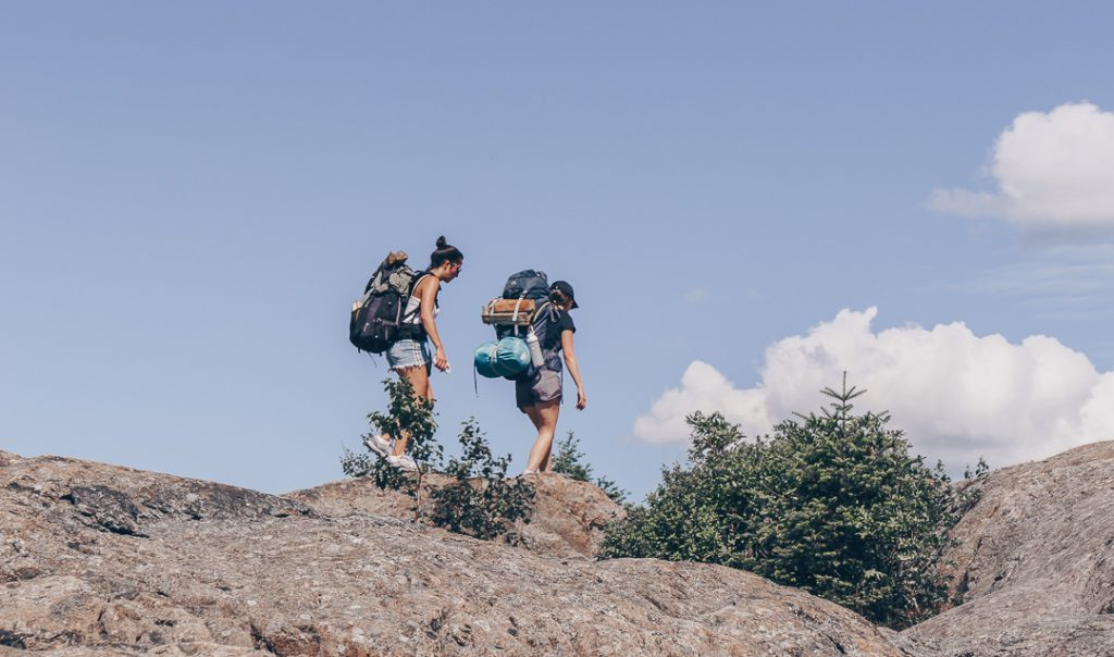 Au sommet du Mont-Ham, par Côté Hublot